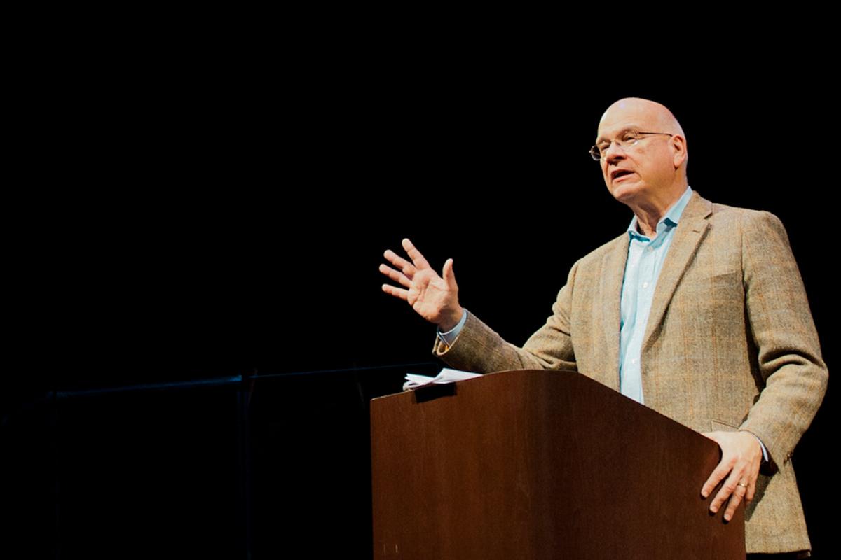 Tim Keller Explains the Gospel