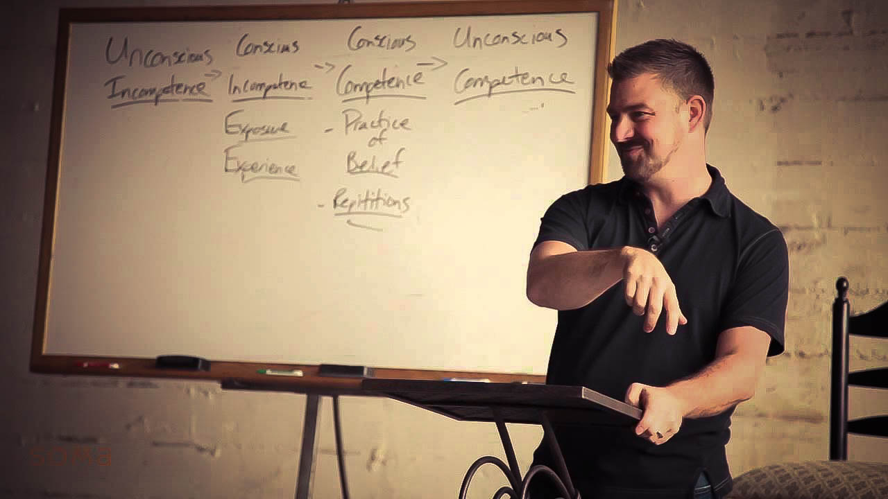 What's A Missional Community? Jeff Vanderstelt and The Story of Soma