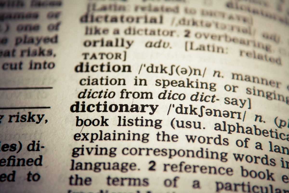 Lessons in Church Planting: Create a Dictionary