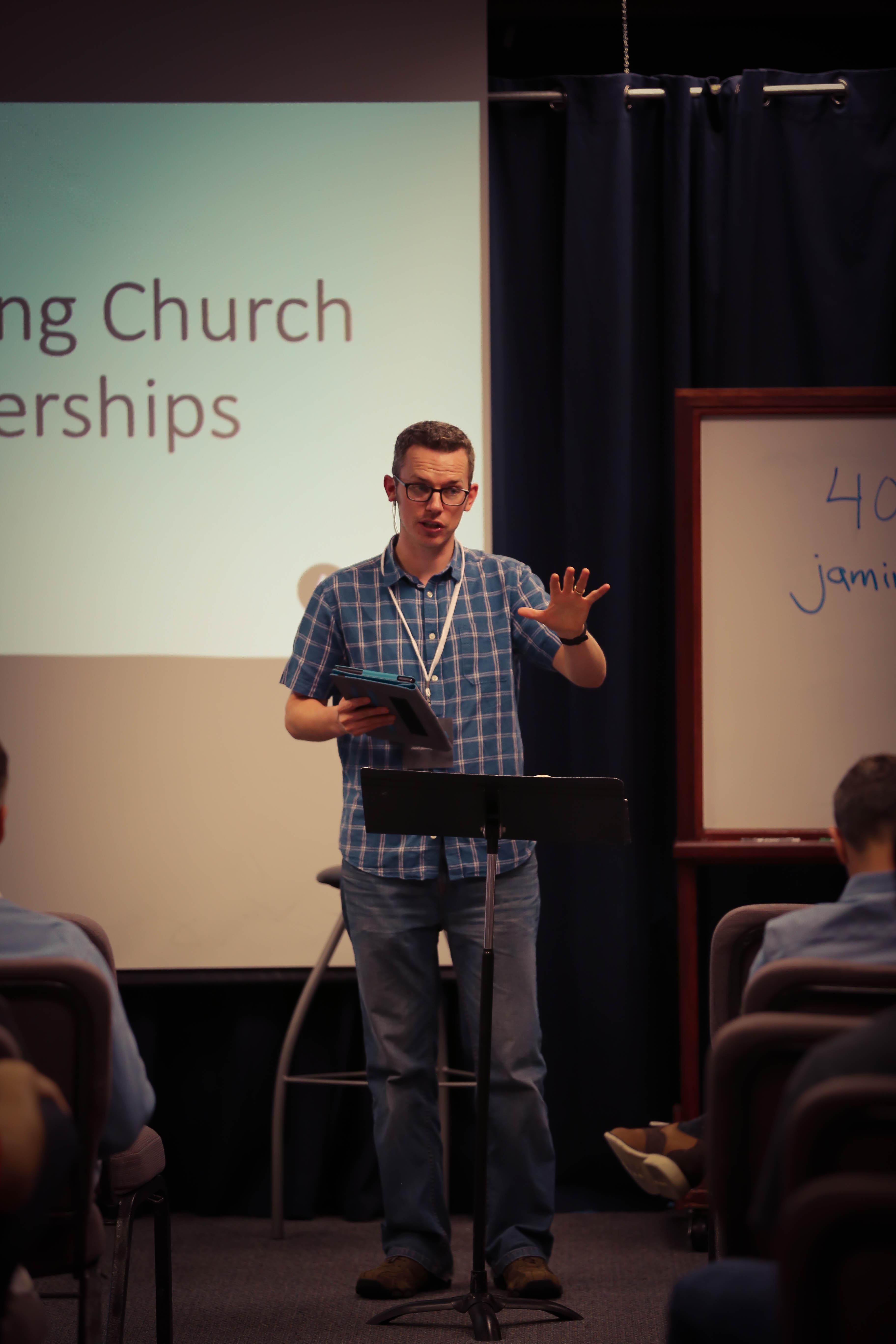 Planting Church Planting Churches #1 | 200 – 400 Track