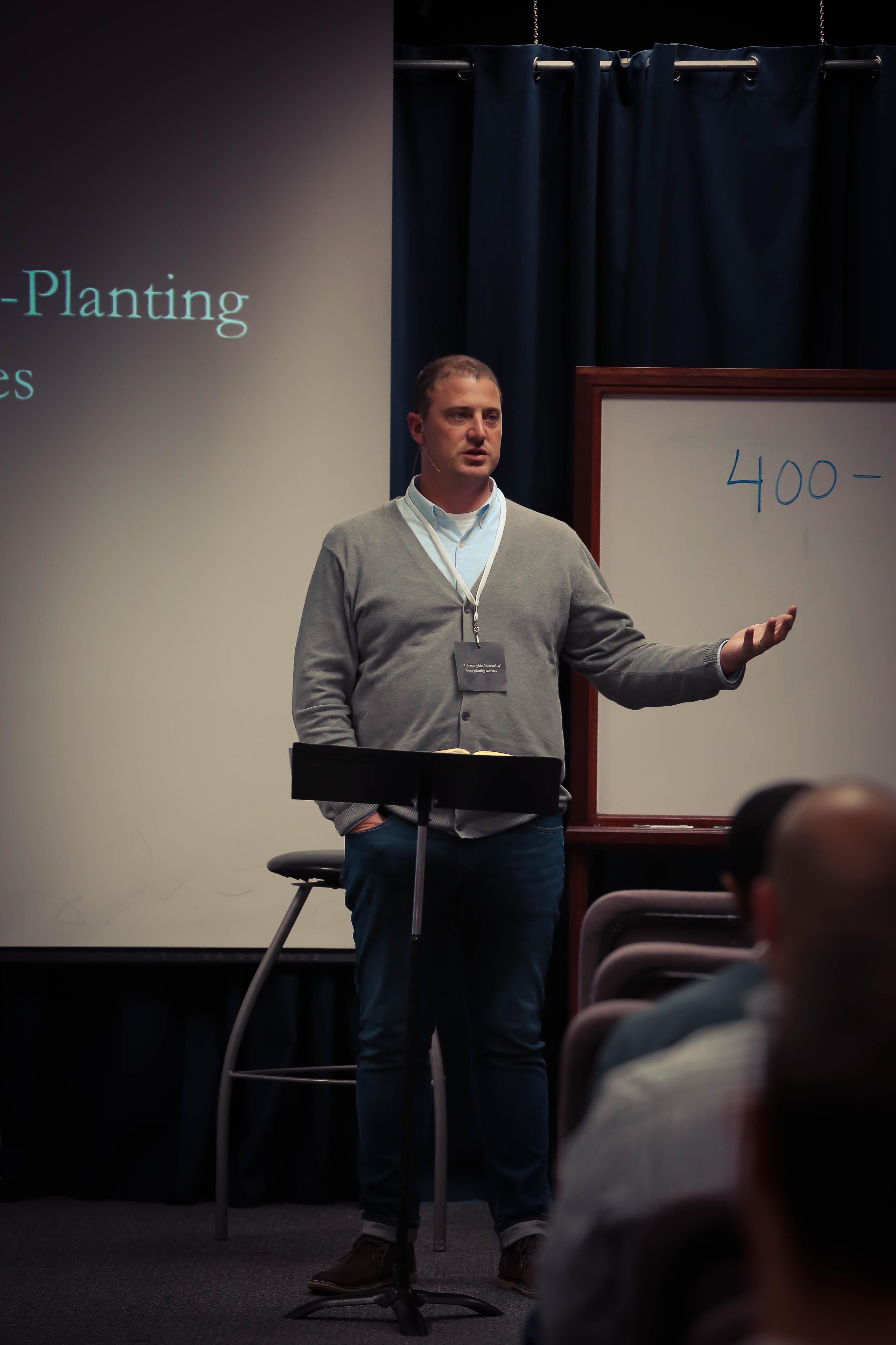 Planting Church Planting Churches #1 | 400 – 800 Track