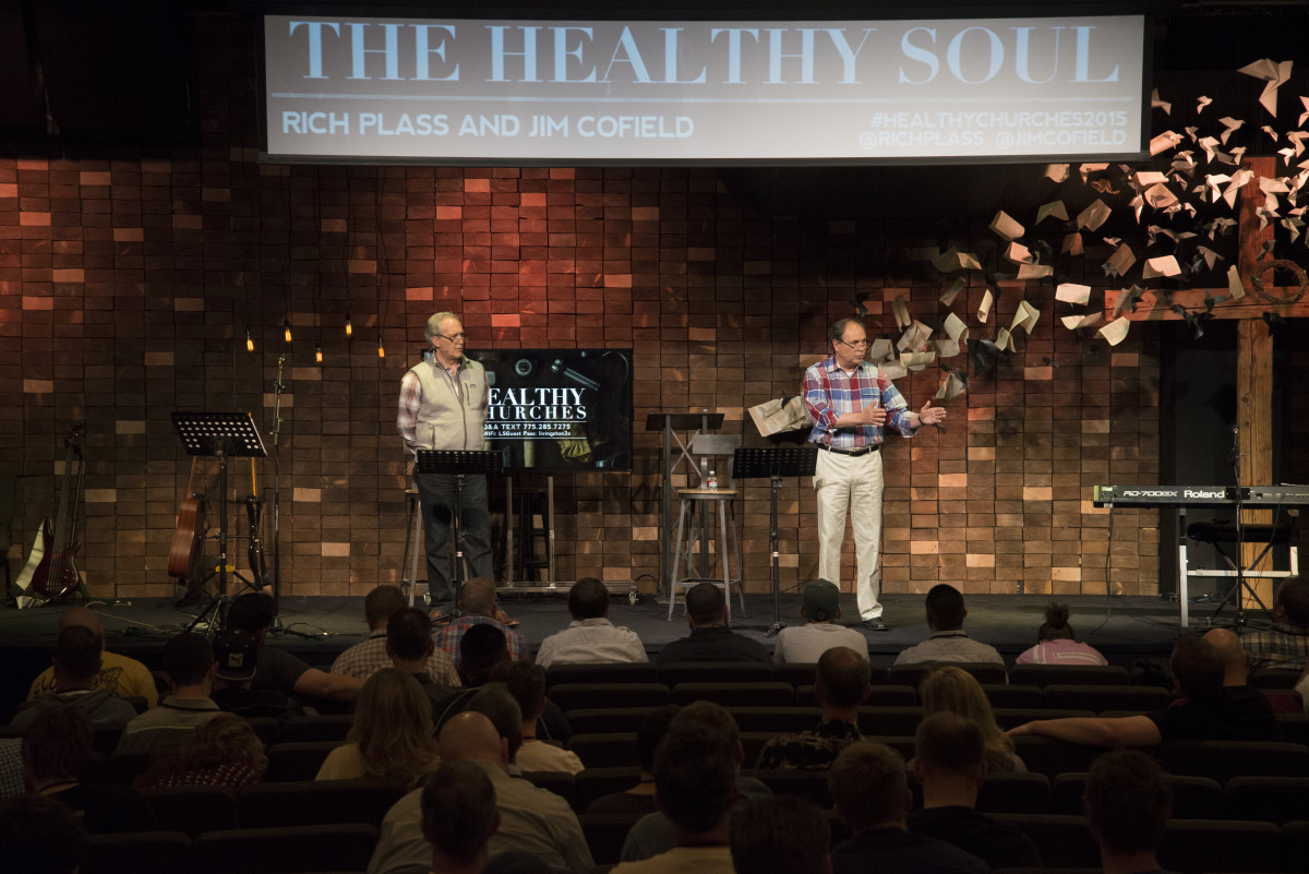 Session 5 | Healthy Churches