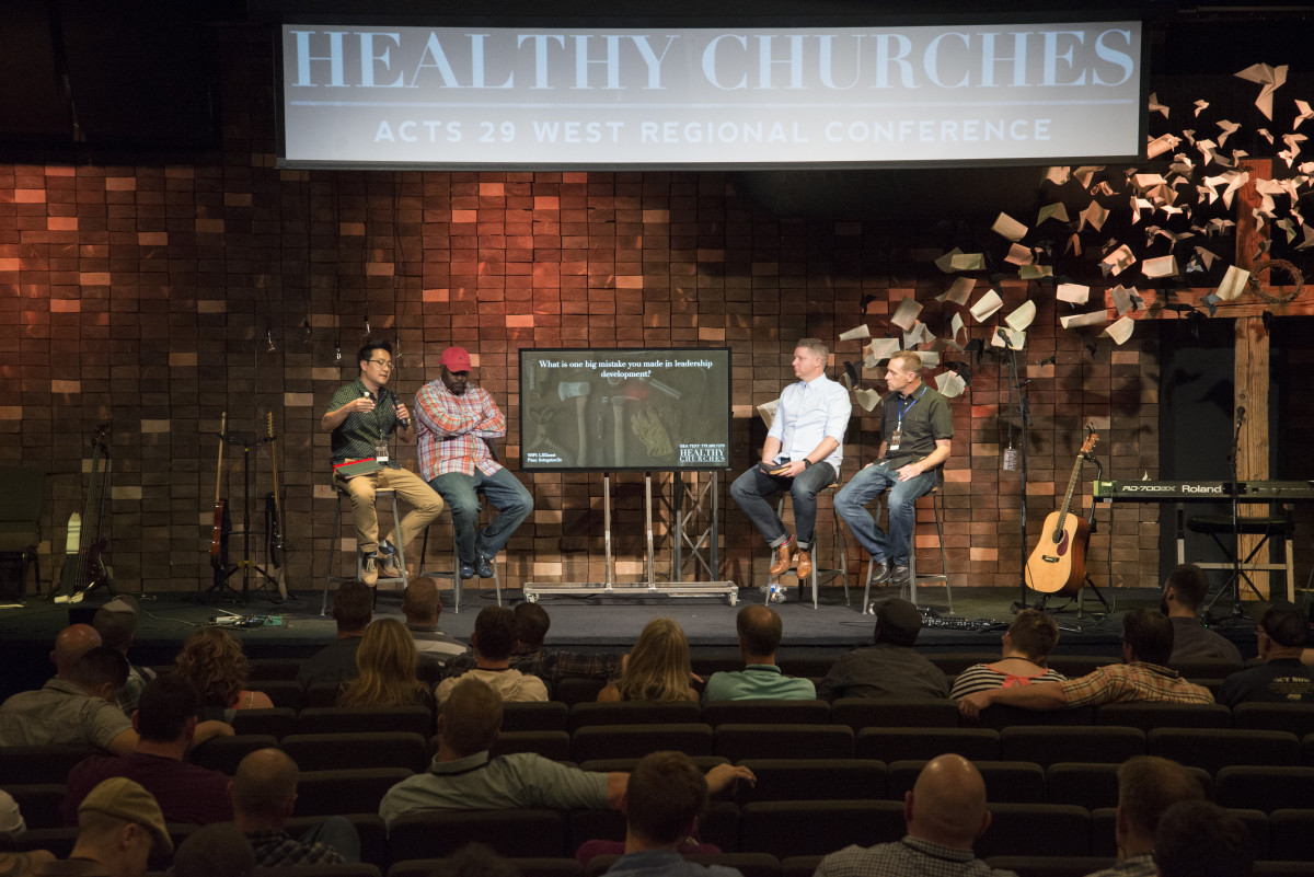 Session 4 | Healthy Churches