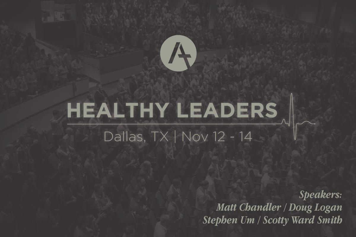 Dallas 2015   Healthy Leaders