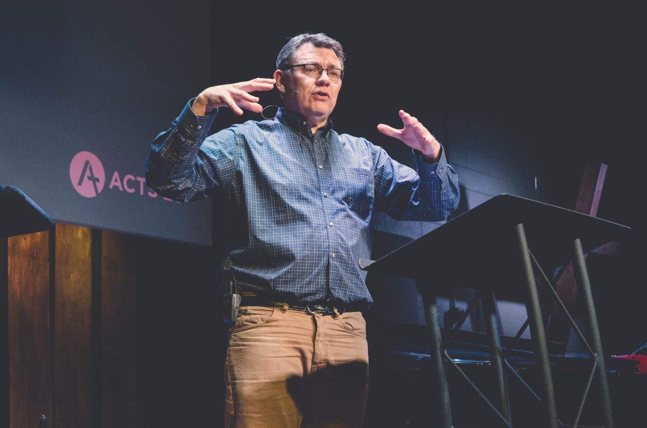 Session 2: Jesus Over the Long Haul