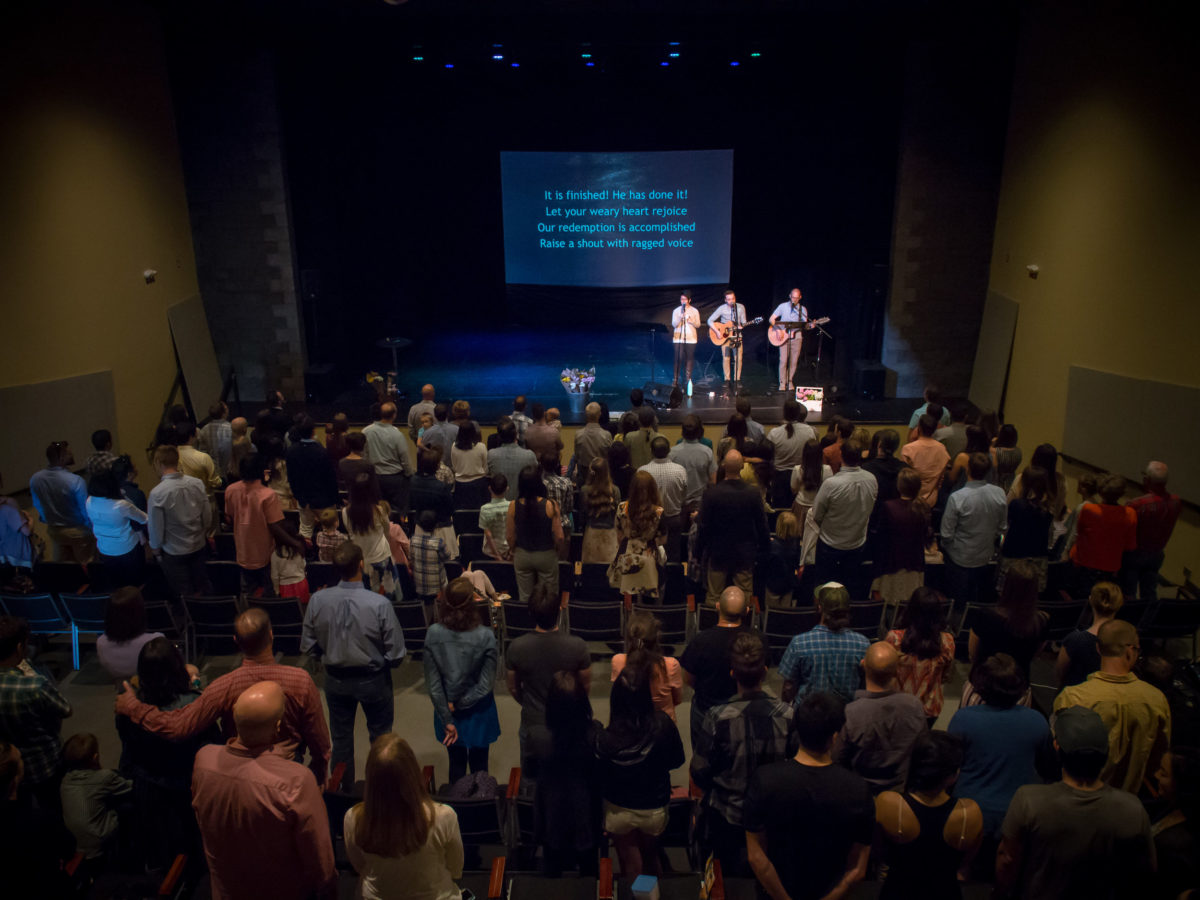 How the Gospel Abolishes the Fear of Church Planting