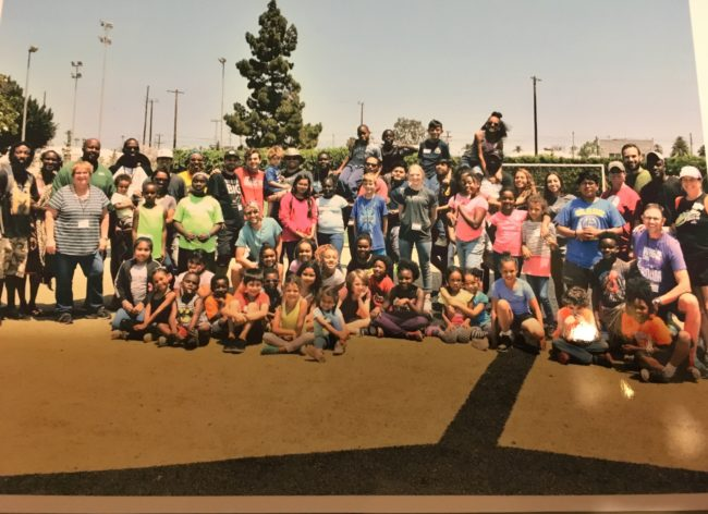 Total Life Camp Group Picture