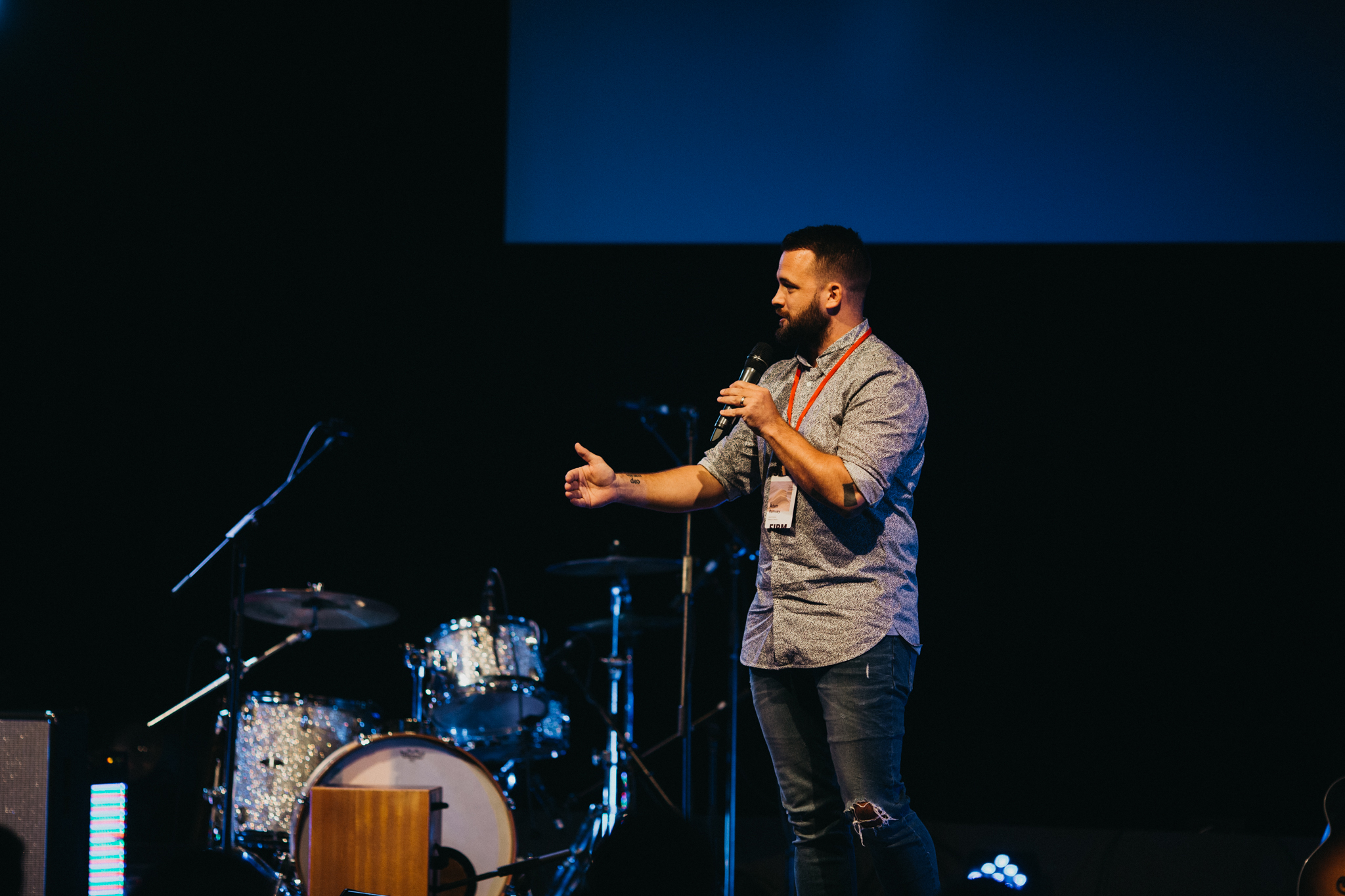 Session 6. Adam Ramsey – Stand Firm | We know how the story ends