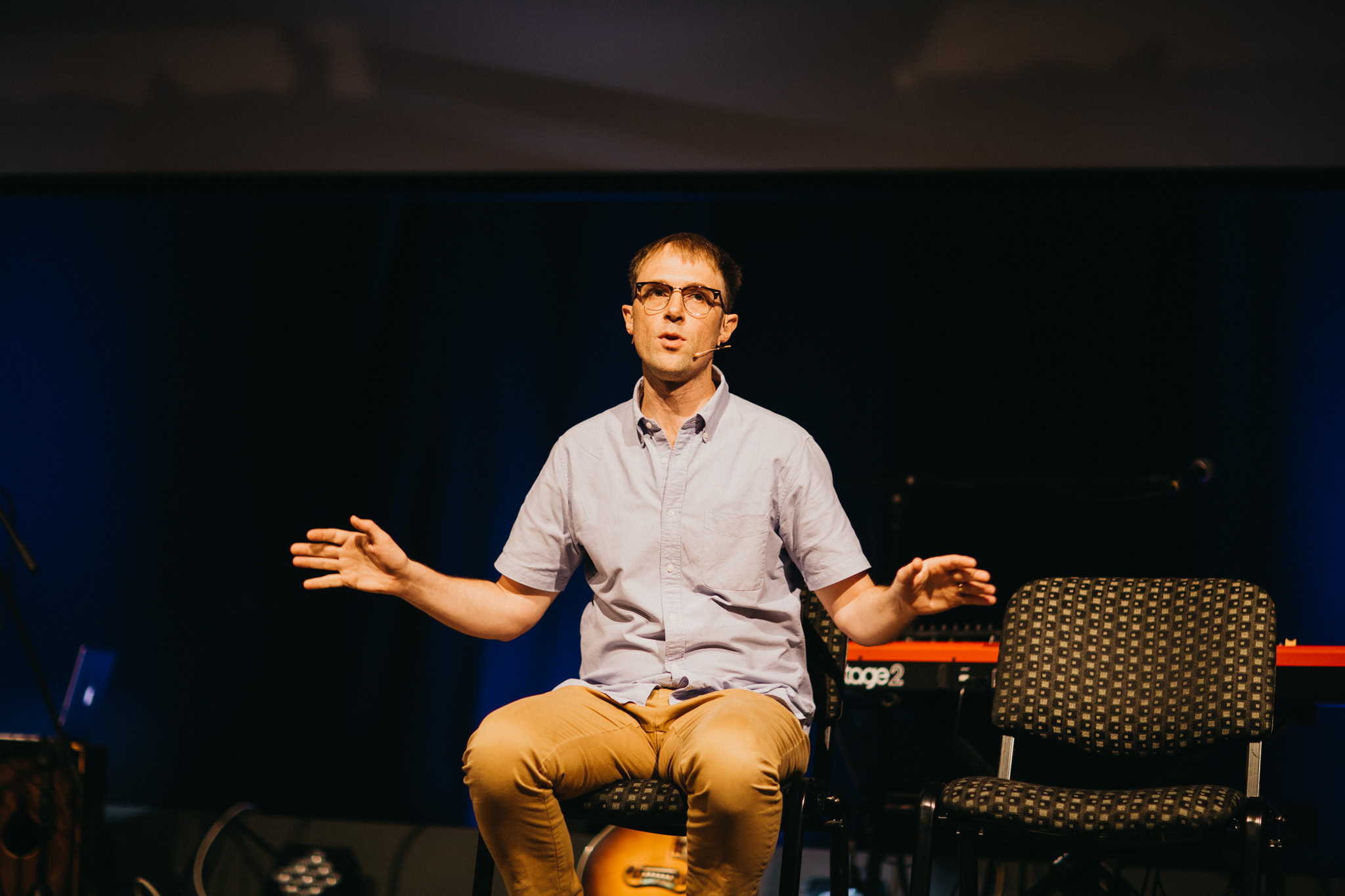 Session 2. Mark Sayers – Stand Firm | Mission from the Margins