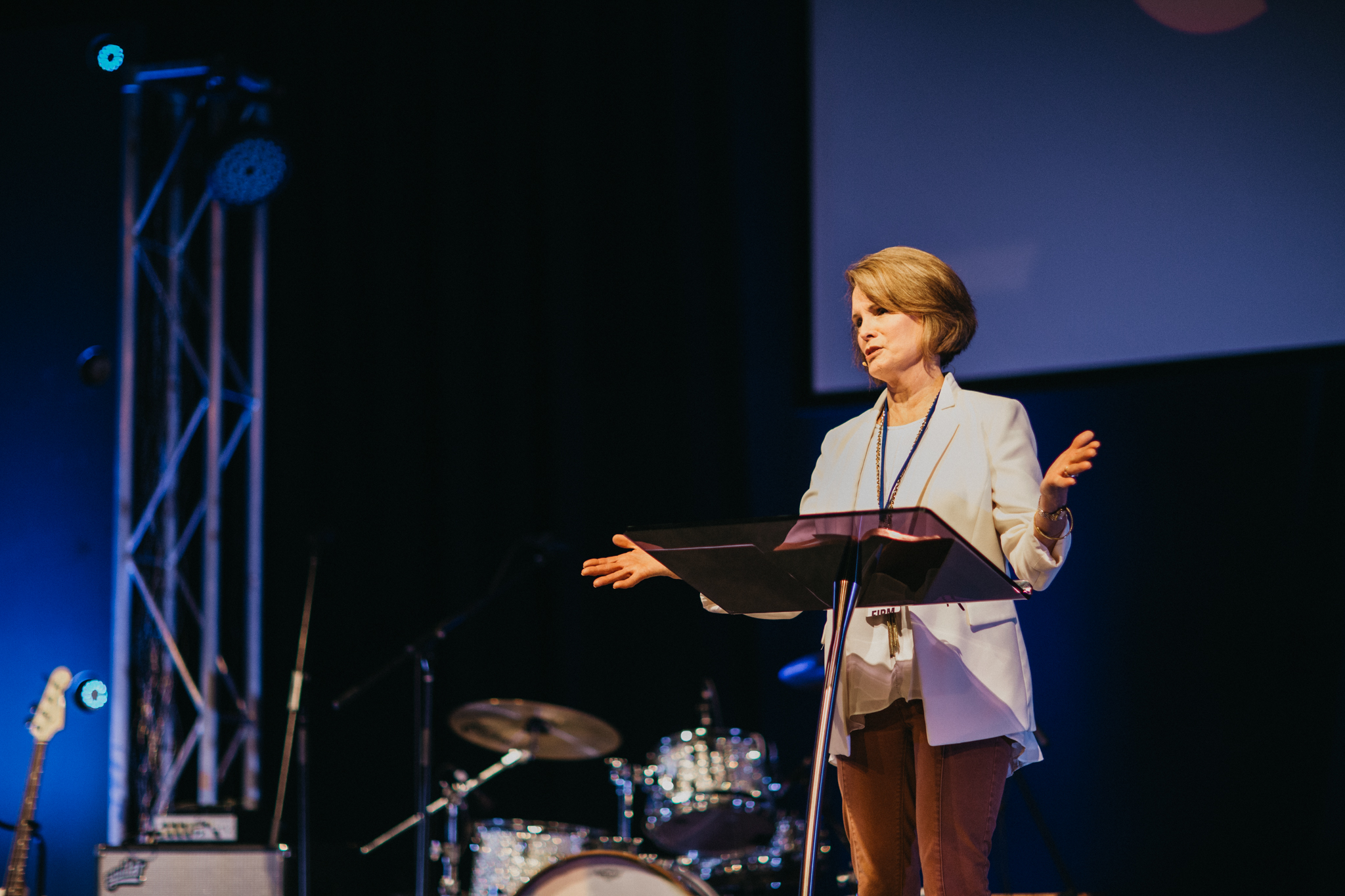 Breakout Session Jani Ortlund – Stand Firm | Faith