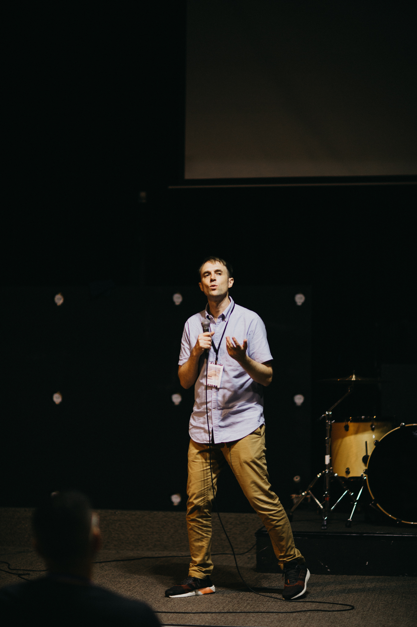 Breakout Session Mark Sayers – Stand Firm | Culture