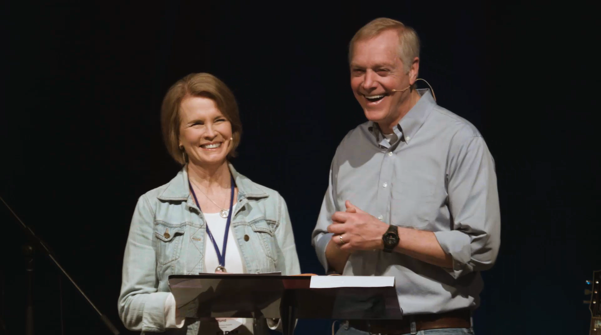 Session 5. Ray and Jani Ortlund – Stand Firm   Marriage for the Long Haul