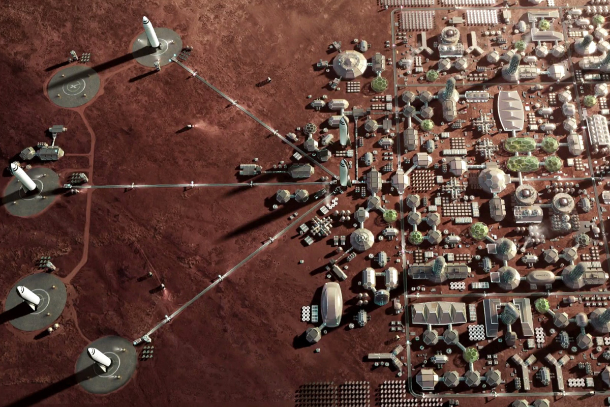 Acts 29 partners with SpaceX to plant church on Mars