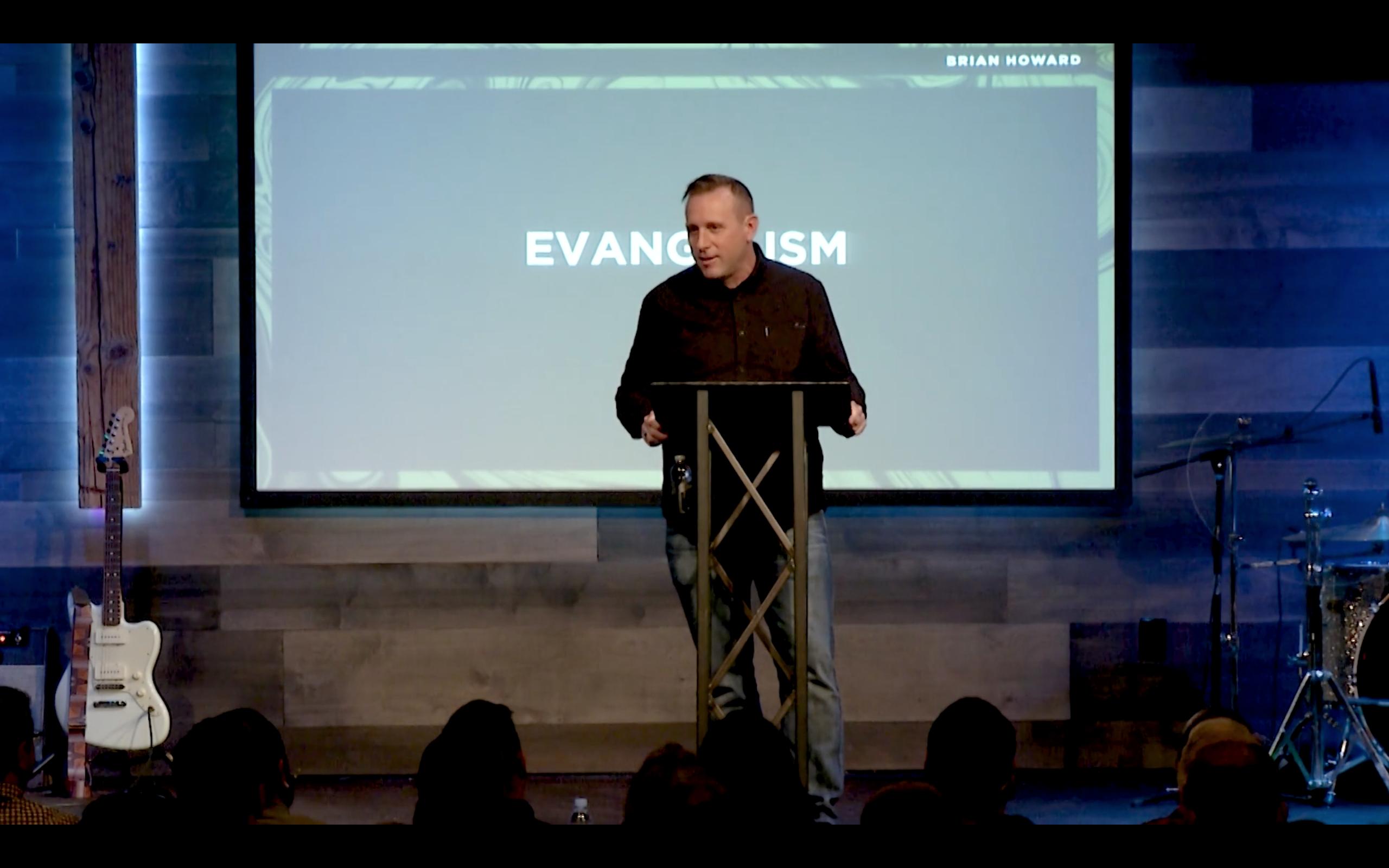 Evangelism – Session 3
