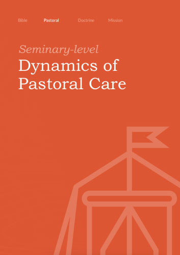 Dynamics of Pastoral Care
