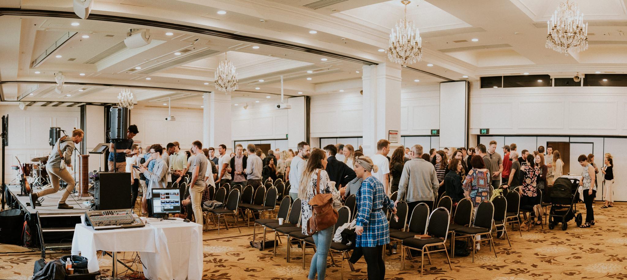 Australia & New Zealand | December Feature | CityLight Church