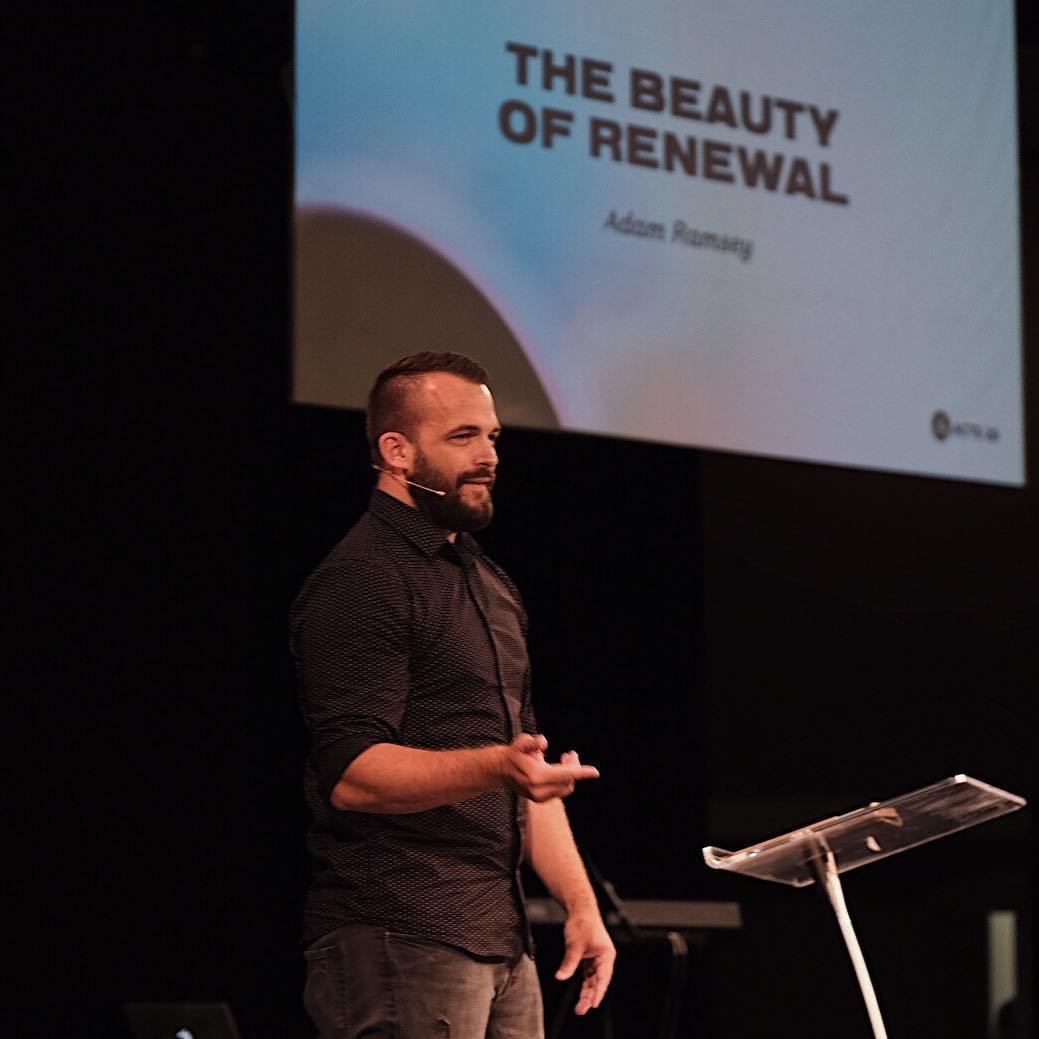 Session 6. Adam Ramsey – Gospel Beauty, Gospel Power | The Beauty of Renewal