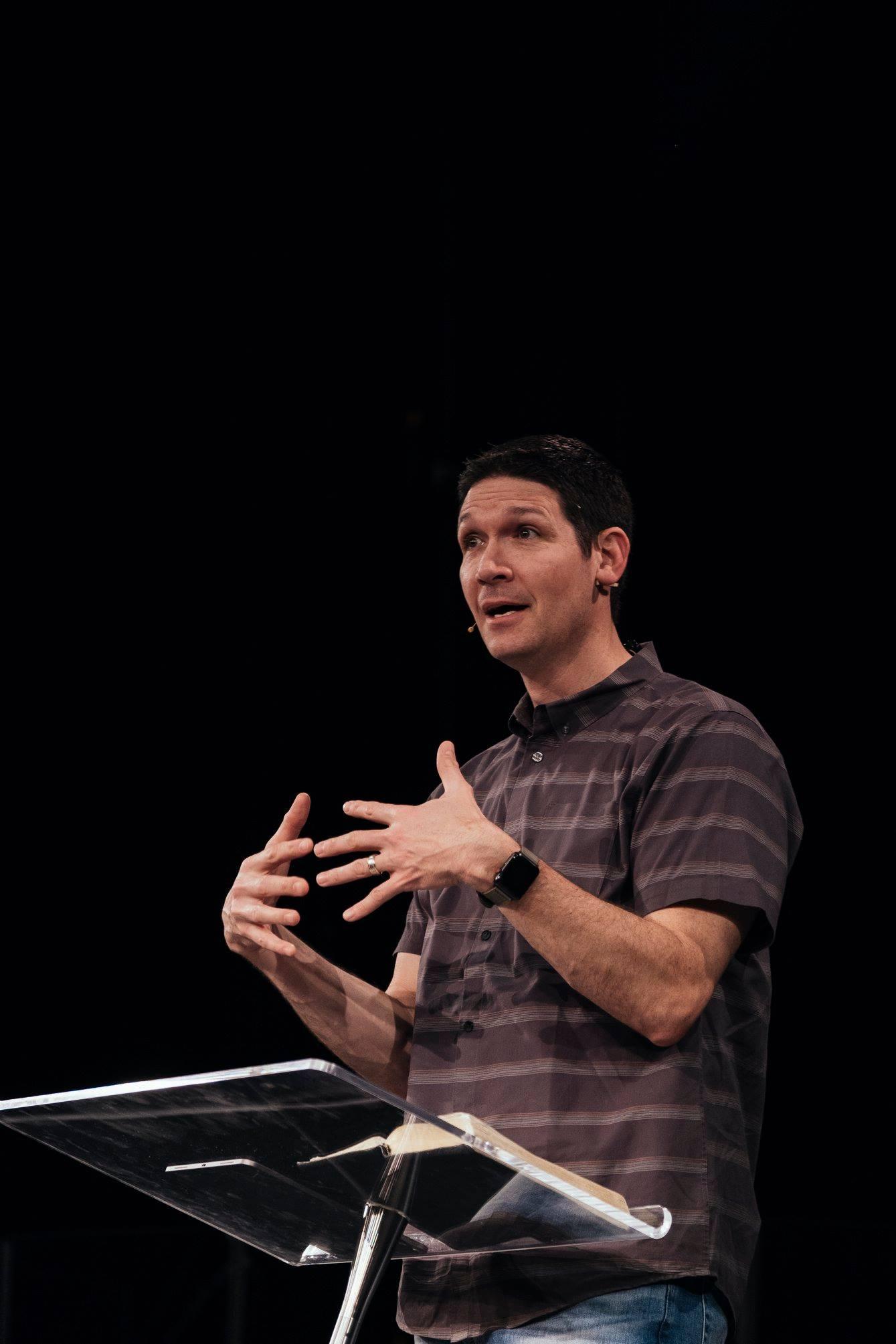 Session 5. Matt Chandler – Gospel Beauty, Gospel Power | The Beauty of God's Global Mission