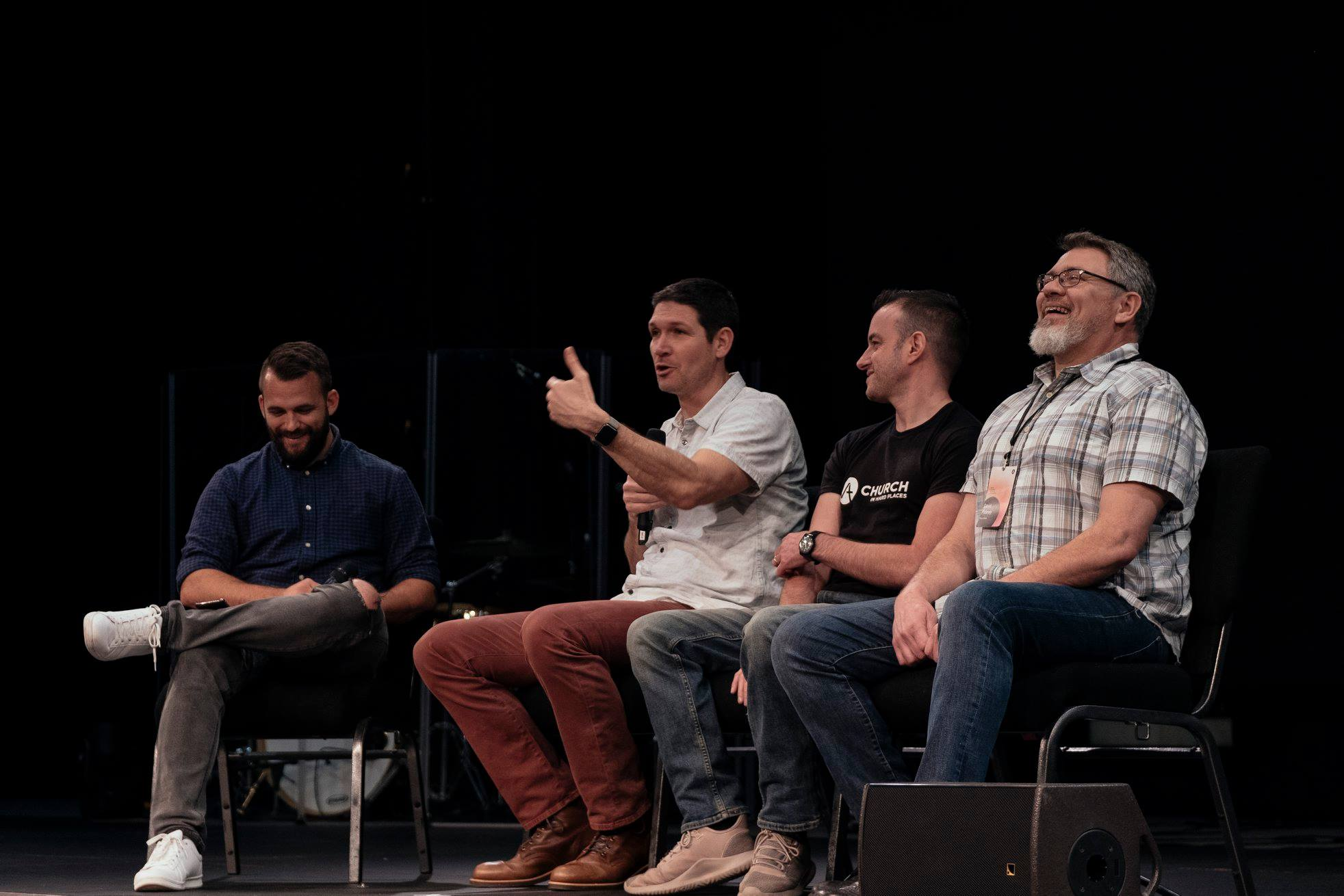 Session 3. Acts 29: Our Global Direction Panel