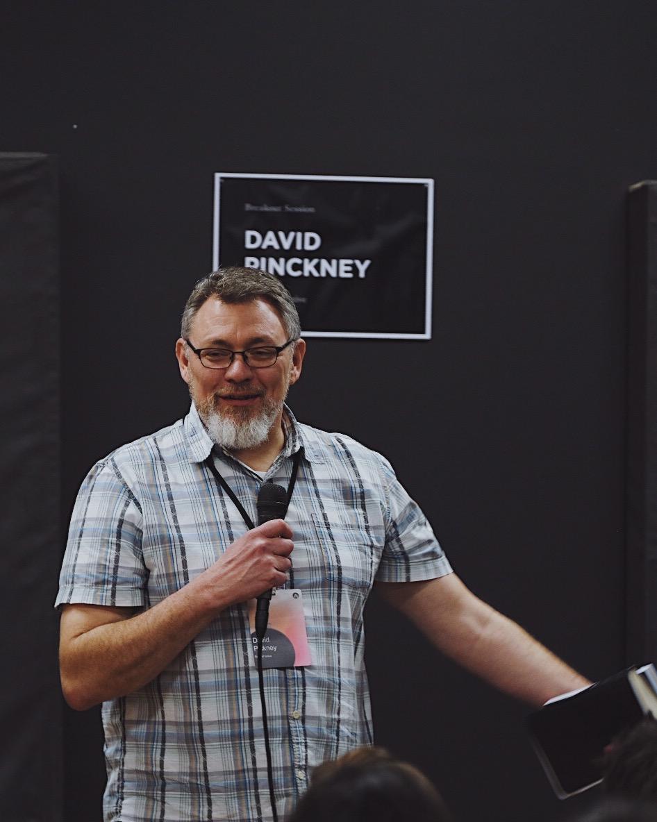 Breakout Session: David Pinckney – Rural Collective