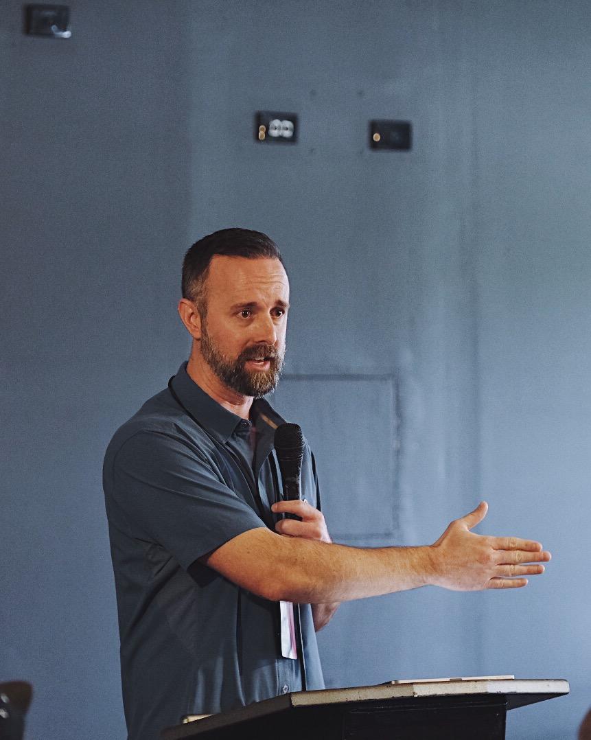 Breakout Session: Josh Patterson – Leadership Culture