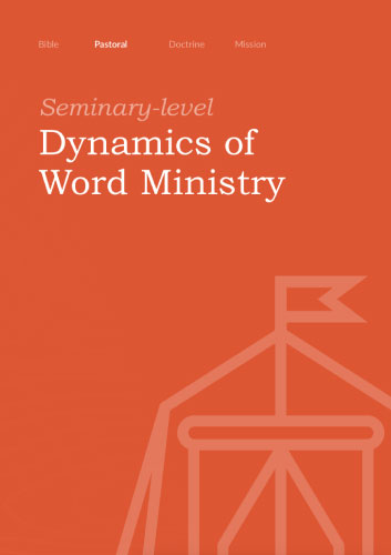 Dynamics of Word Ministry
