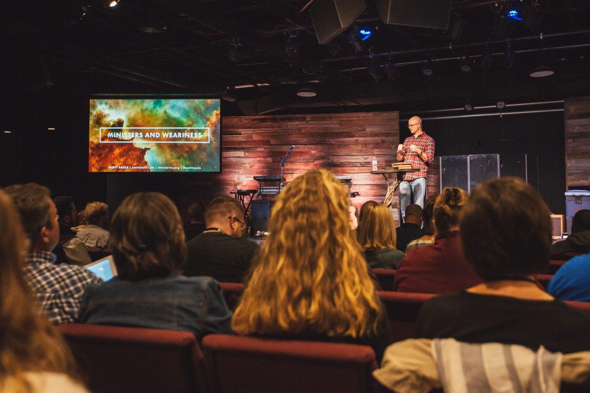 Session 2  | Advance the Church 2018