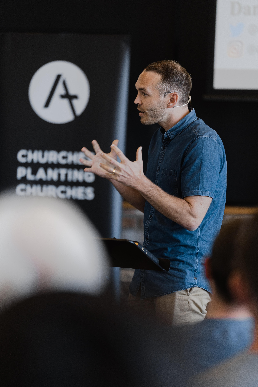 QLD Nov 2019 Regional Event Session 3. Dan Paterson
