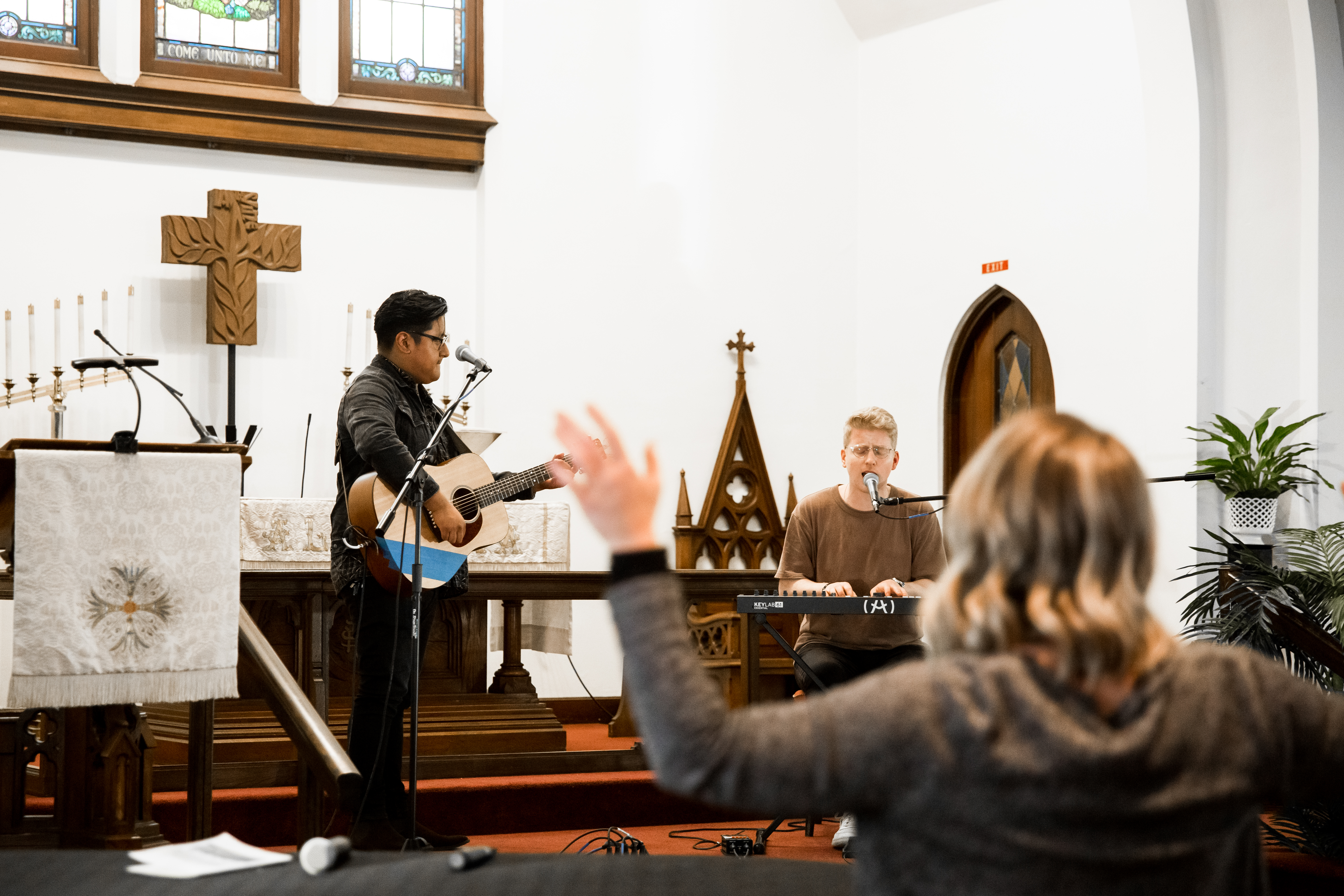 A Look at Worship Ministry in the US West