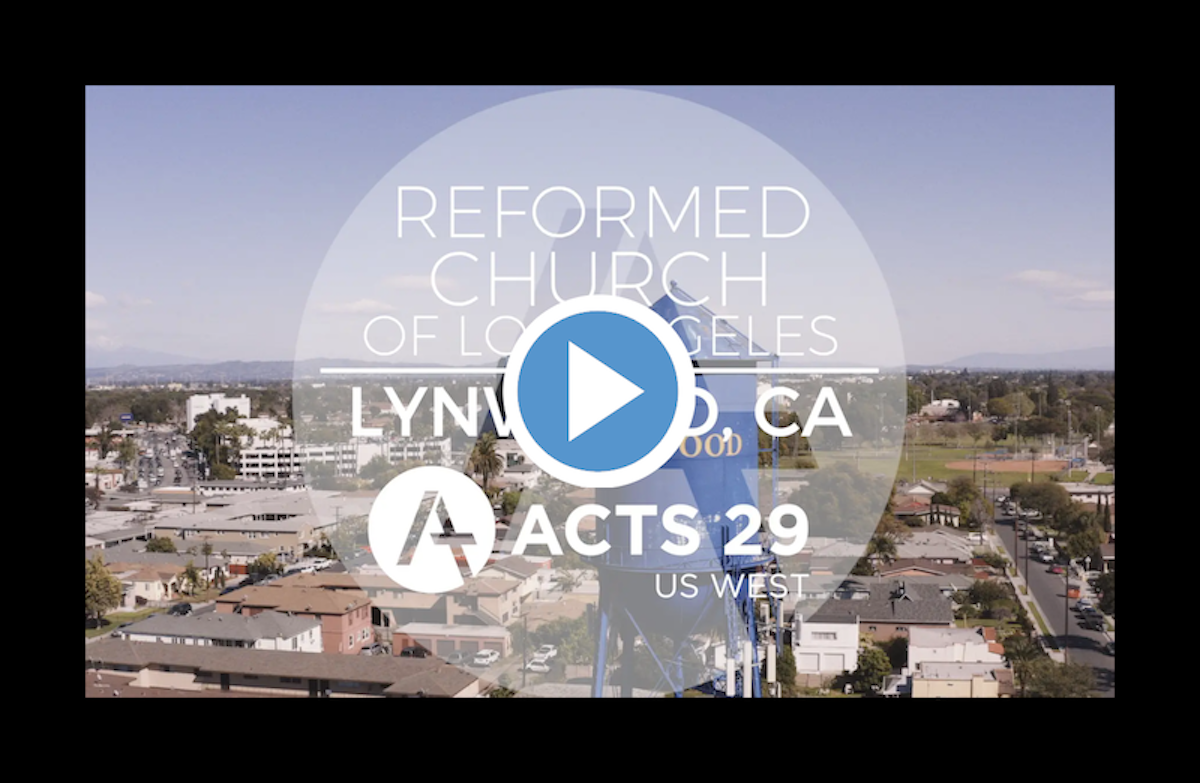 Video: Reformed Church of LA
