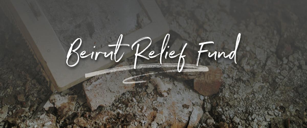 Beirut Relief Fund