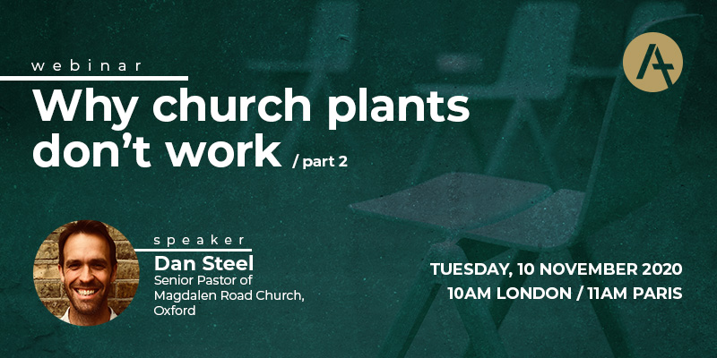WEBINAR | Why Church Plants Don't Work pt. 2