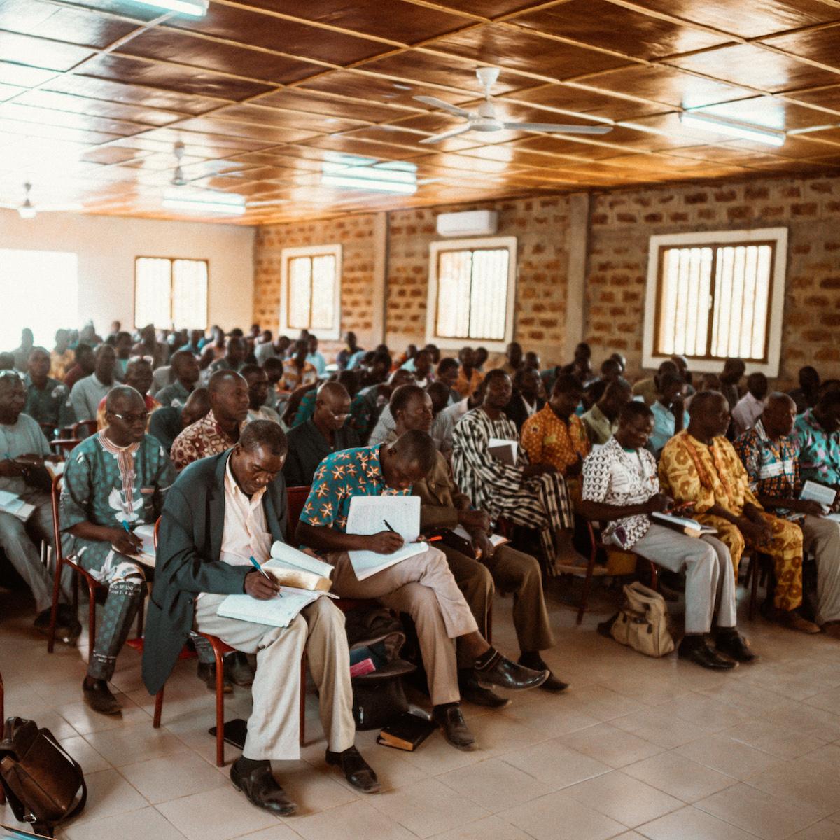 The Advancing Church in Burkina Faso